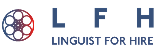 Linguist for Hire subtitling and translations